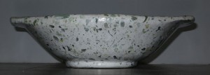 Jade Fruit Bowl Side V